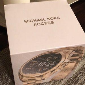 COPY - Brand New MK Access Smart Watch